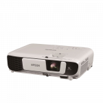 Мултимедиен проектор Epson EB-S41, SVGA, (800 x 600, 4:3), 3300 ANSI lumens, 15000:1, HDMI, VGA, USB, WLAN (optional), Speakers, Lamp warr: 12 months or 1 000 h, White