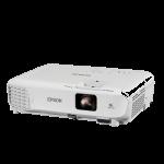 Мултимедиен проектор Epson EB-S05, SVGA, (800 x 600, 4:3), 3200 ANSI lumens, 15000:1, HDMI, VGA, USB, WLAN (optional), Speakers, Lamp warr: 12months or 1 000h, White