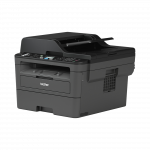 Laser Multifunctional BROTHER MFCL2712DW, 30 ppm, 64 MB, Duplex, 10Base-T/100Base-TX, IEEE 802.11b/g/n, 250 paper tray, Up to 700 page inbox toner, GDI, 1200x1200 dpi, Hi-Speed USB 2.0