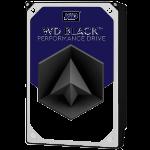 Твърд диск Western Digital Black Performance 6TB SATA 6Gb/s 128MB 3,5