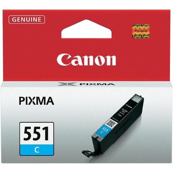 Консуматив Canon CLI-551 C