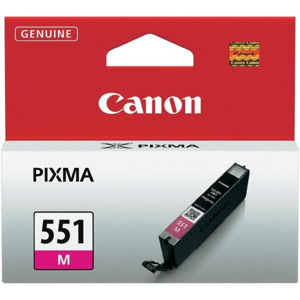 Консуматив Canon CLI-551 M