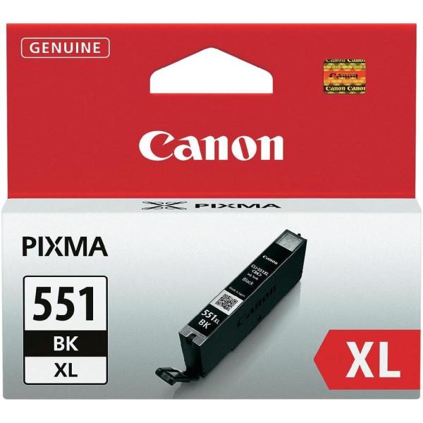 Консуматив Canon CLI-551XL BK
