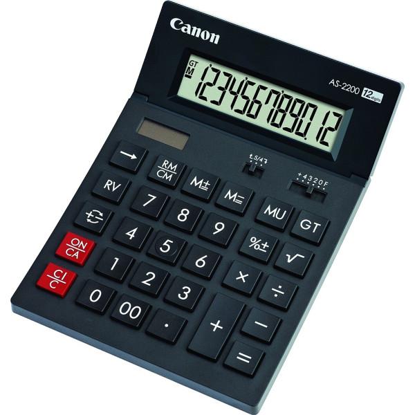 Калкулатор Canon AS-2200 desktop Calculator