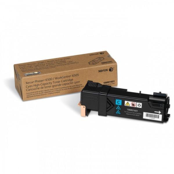 Консуматив Xerox Phaser 6500N/6500DN and WC 6505N / 6505DN Cyan Toner Cartridge