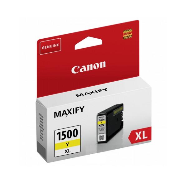 Консуматив Canon PGI-1500XL Y