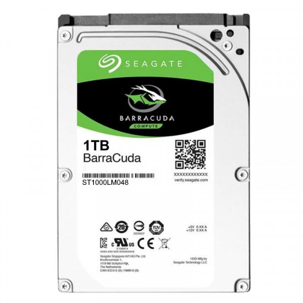 "Хард диск за лаптоп SEAGATE, 1 TB, 128MB, SATA3, ST1000LM048 HDD-2""-1TB-SEAGATE1"