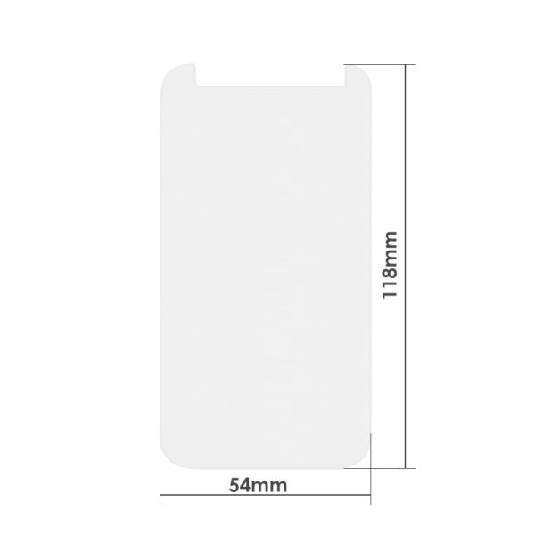 Универсален стъклен протектор, No brand, За 4.0
