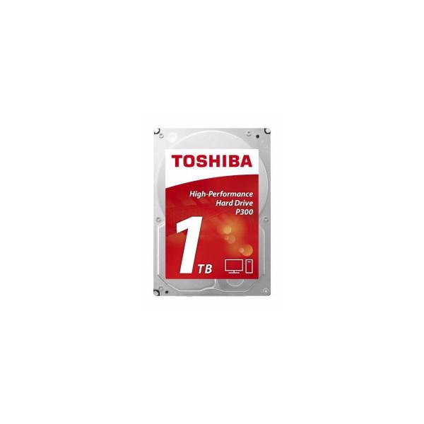 Хард диск TOSHIBA P300, 1TB, 7200rpm, 64MB, SATA 3 HDD-SATA3-1000TOSH-P300