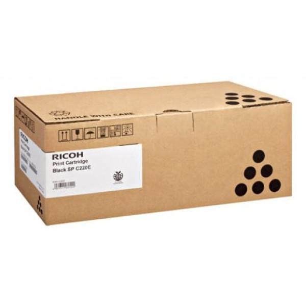 Тонер касета Ricoh SPC220E,2300 копия, C240DN Черен RICOH-TON-SPC240BL