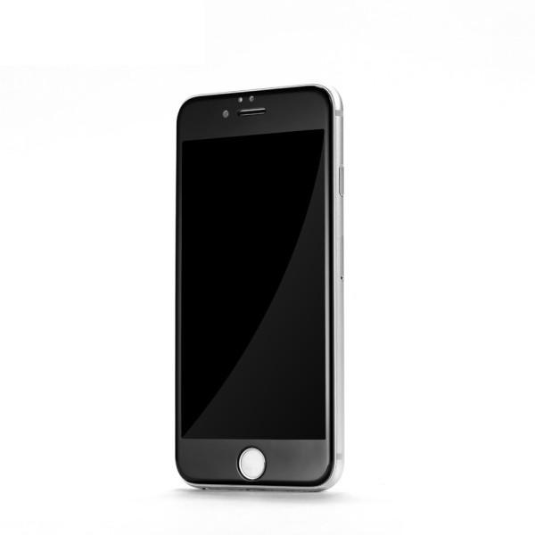 Стъклен протектор за целия дисплей, Remax Caesar, за iPhone 6/6S, 0.3 mm, Черен - 52215