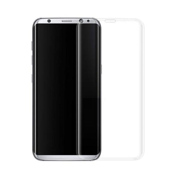 Стъклен протектор за целия екран, No brand, За Samsung Galaxy S8 Plus, 0.3mm, Прозрачен - 52292
