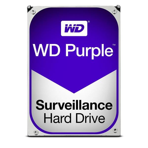 Хард диск WD Purple WD10PURZ, 1TB, 5400rpm, 64MB, SATA 3 HDD-SATA3-1000WD-PURZ