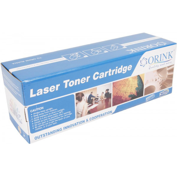 Тонер касета ORINK CF230X, HP LJ Pro M203/M227, 3500 k, Черен ORINK-TON-HP-CAS-CF230X