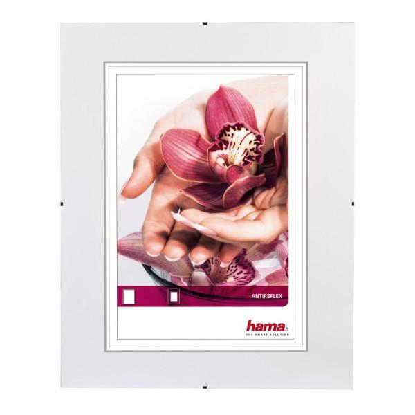 Рамка за снимки ClipFix със стъкло, 10.5 х 15 см HAMA-63002