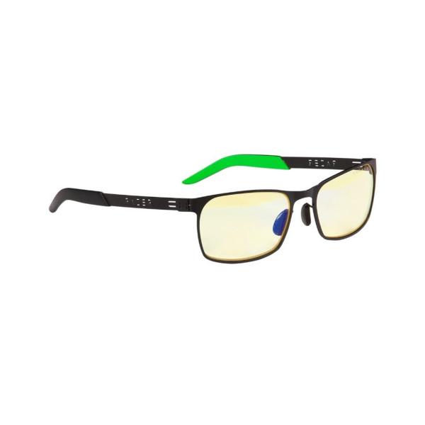 Геймърски очила GUNNAR Razer FPS, Amber, Зелен/Черен GUN-RZR-30006