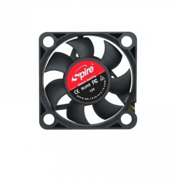 Вентилатор SPIRE 50x50x15 mm, Sleeve SP-FAN-FD05015S