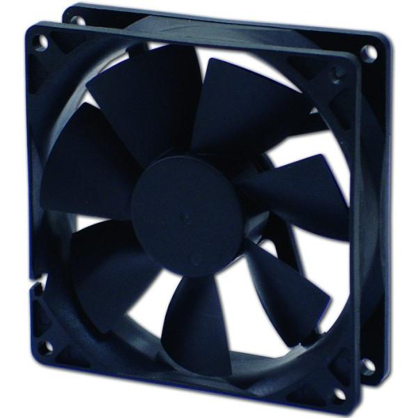 Evercool Вентилатор Fan 92x92x25 Sleeve 2200rpm - EC9225M12SA  Вентилатор 92мм на 25мм, 12 волта, 2200 оборота в минута
