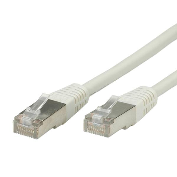 Patch cable S/FTP Cat. 5e 1m, Value