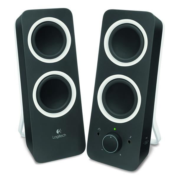 Speaker Logitech Multimedia Z200 Black, 5W RMS