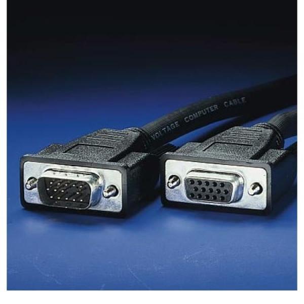 Cable VGA exten (quality) 15M/15F, 3m (11.04.5303)