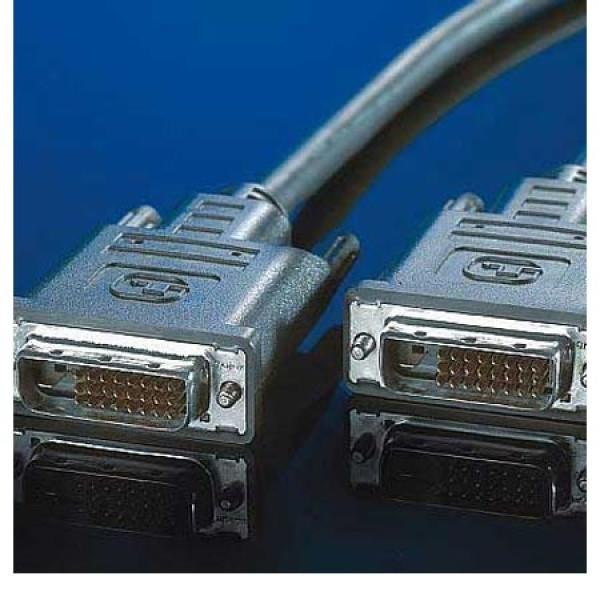 Cable DVI - DVI Dual Link, 5m, Value (11.99.5555)